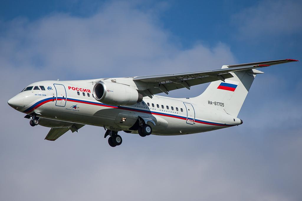 Rossiya RA-61705, Antonov-148