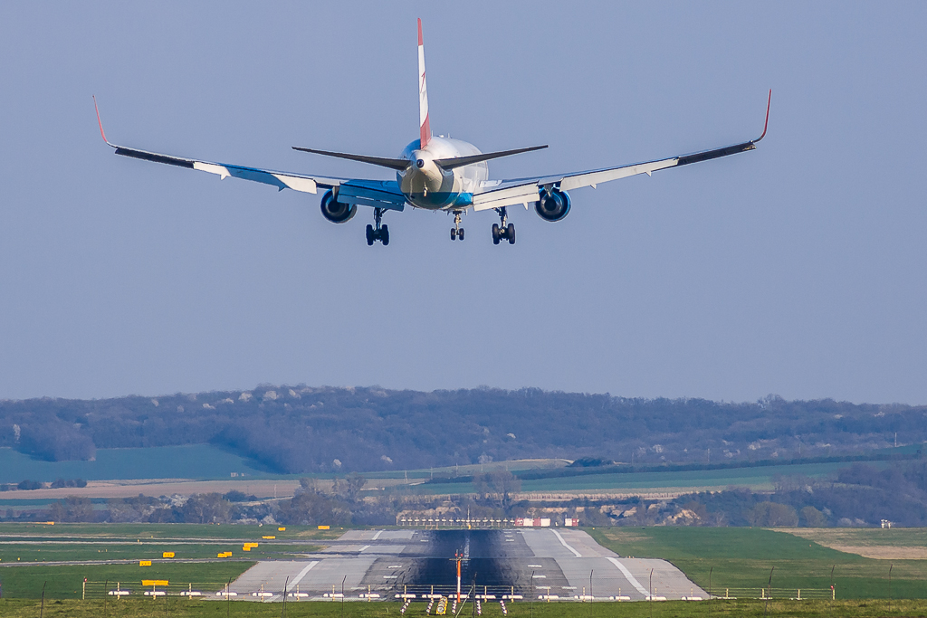 Austrian OE-LAE, Boeing 767-300ER
