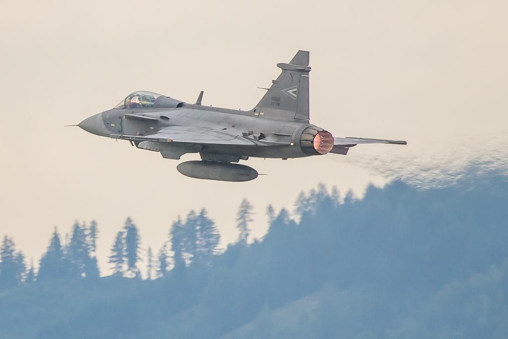 Hungarian Air Force, Saab JAS 39 'Gripen'