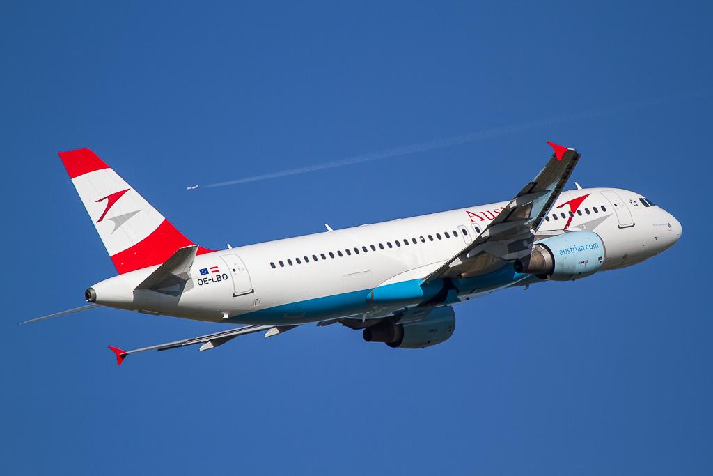 Austrian OE-LBO, Airbus A320
