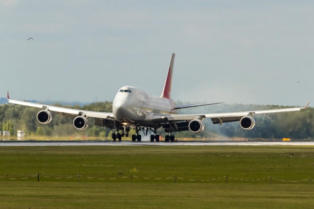 Asiana Cargo, Boeing 747