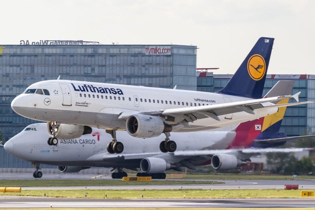 Lufthansa D-AILW, Airbus A319-100
