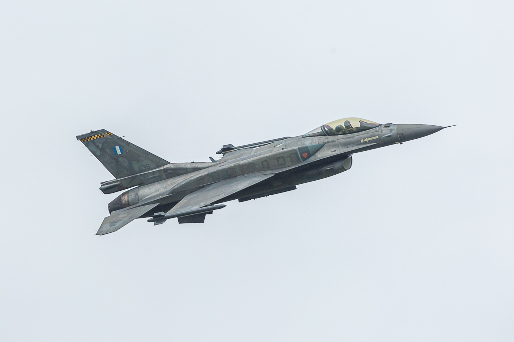 General Dynamics F-16 Fighting Falcon - Greek Airforce