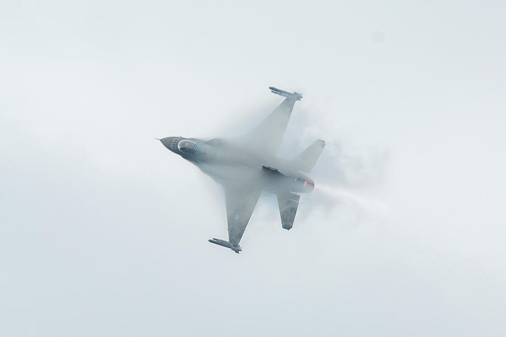 General Dynamics F-16 Fighting Falcon - Greek Airforce