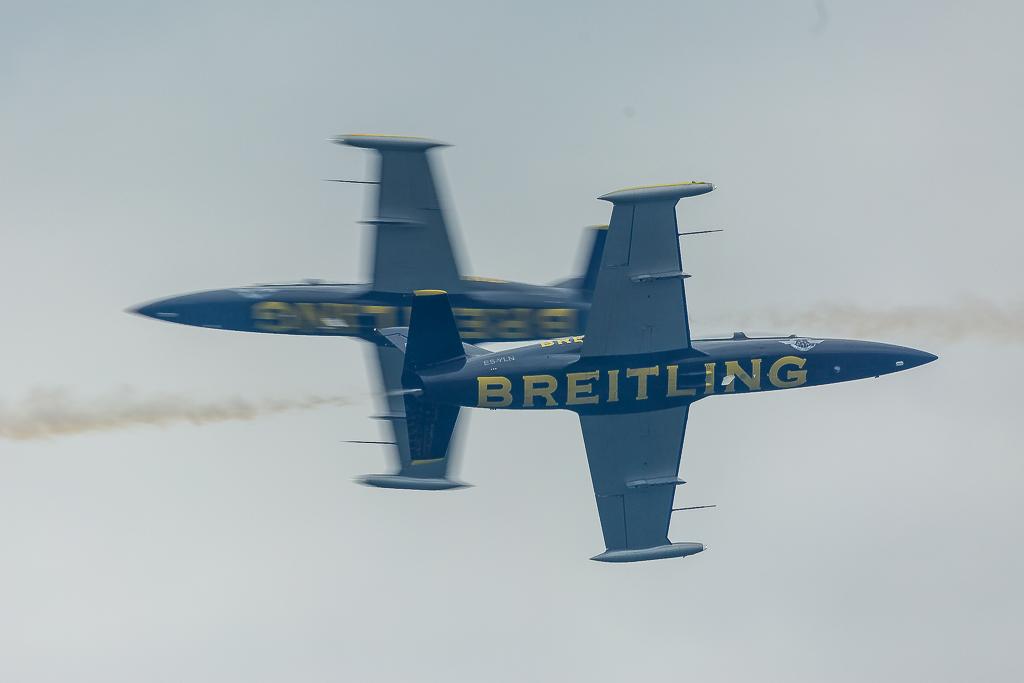 Aero L-39C Albatros - Breitling Jet Team
