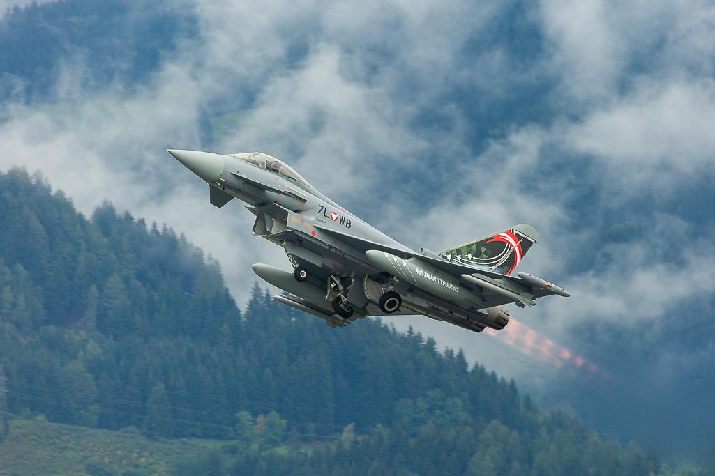 Ö.Luftstreitkräfte - Eurofighter Typhoon