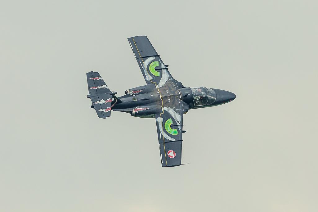 Ö.Luftstreitkräfte - Saab 105