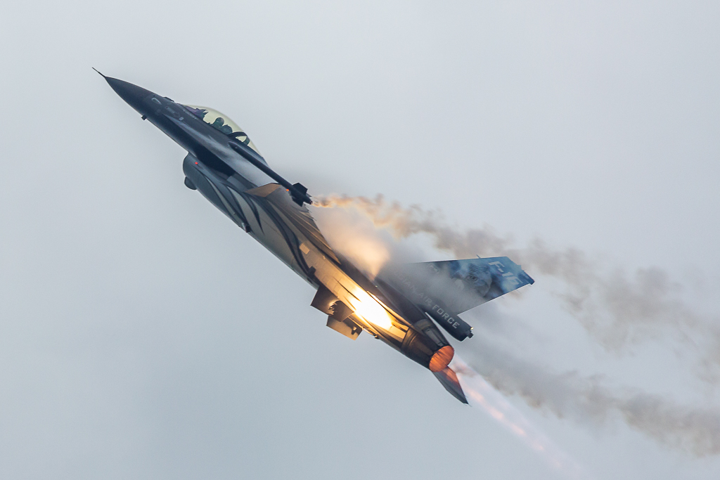 General Dynamics F-16 Fighting Falcon - Belgian Airforce