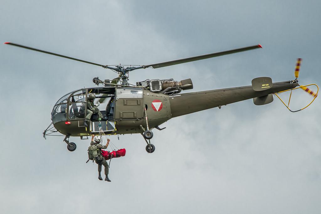 Ö.Luftstreitkräfte - Turbomeca Artouste 'Alouette' III B1