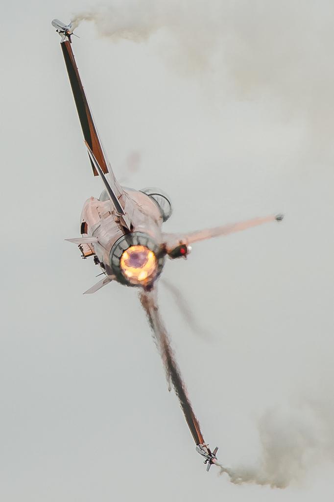 Dutch Air Force, Lockheed F-16 'Falcon'
