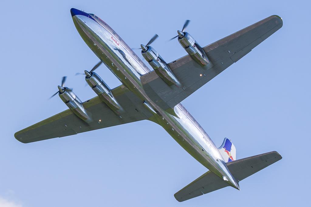 The Flying Bulls - Douglas DC-6B