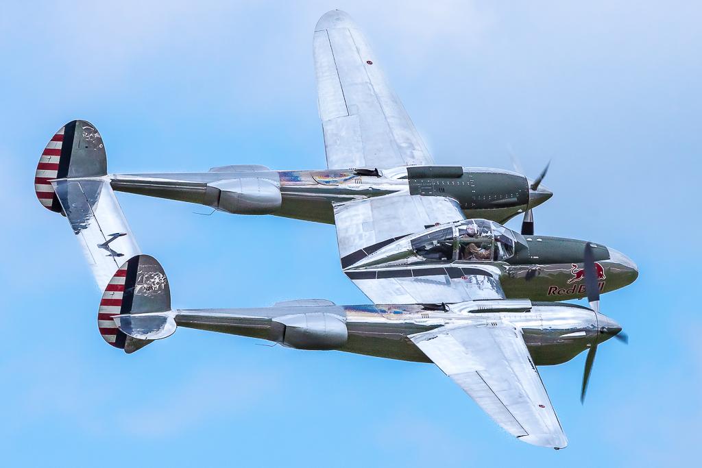 The Flying Bulls - Lockheed P-38 'Lightning'