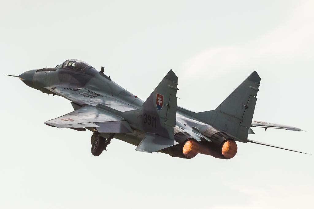 Slovak Air Force - MIG-29